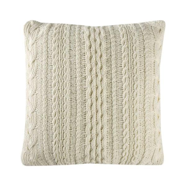 Poszewka na poduszkę Chamonix White, 45x45 cm