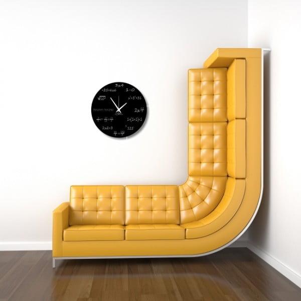 Zegar ścienny Maths Clock
