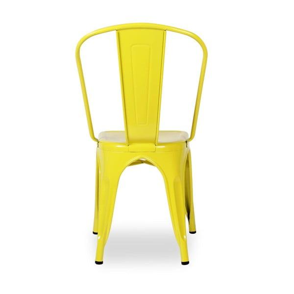 Krzesło Terek Yellow