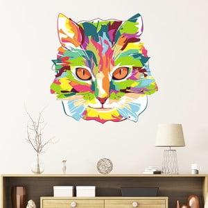 Naklejka Ambiance Cat Wonderland
