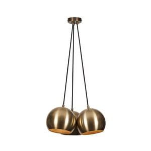 Lampa wisząca w złotej barwie Spean