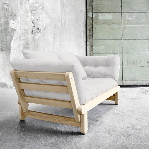 Sofa rozkładana Karup Beat Natural/Vision