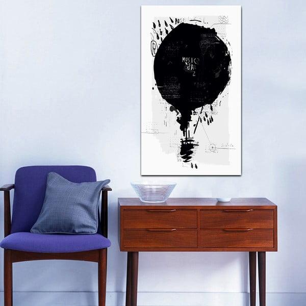 Obraz Black&White no. 12, 41x70 cm