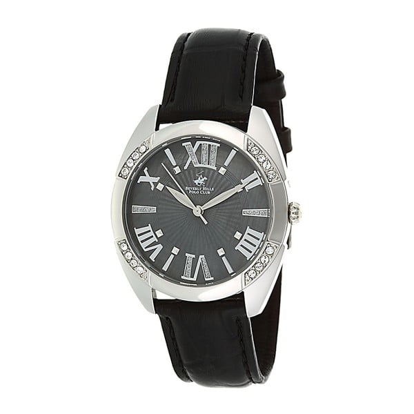 Zegarek BHPC Black/Silver