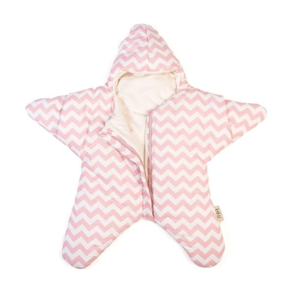 Śpiworek dla malucha Star Light Pink M