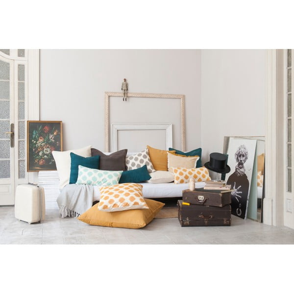 Poszewka na poduszkę Ikat Marino, 45x45 cm