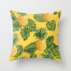 Poduszka Pina Yellow, 45x45 cm