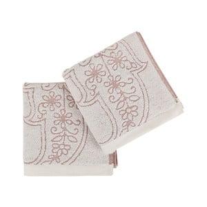 Zestaw 2 ręczników Marocca, 50x100cm