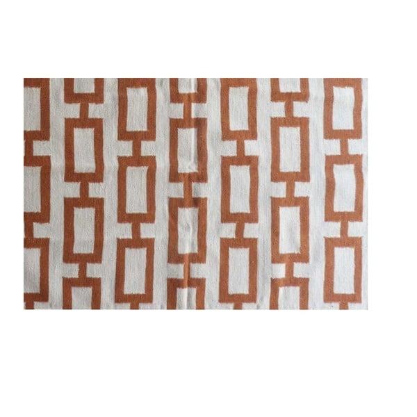Ręcznie tkany dywan Kilim 177, 155x240 cm