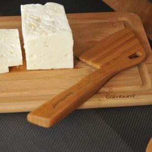 Bambusowy nóż do sera Bambum Hood