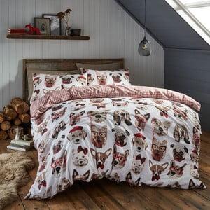 Pościel Catherine Lansfield Dapper Dogs, 200x200 cm