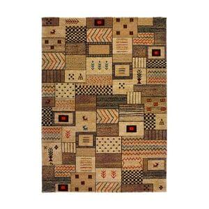 Brązowo-beżowy dywan Universal Mitra Beige, 120x170cm
