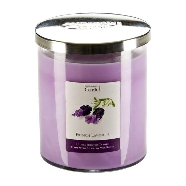 Świeczka zapachowa French Lavender, czas palenia 70 godzin
