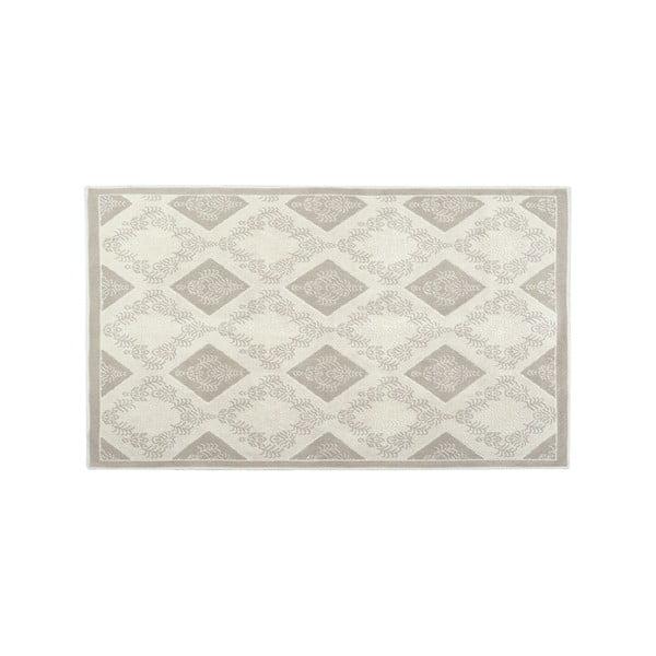 Kremowy dywan bawełniany Floorist Chapeau, 120x180cm
