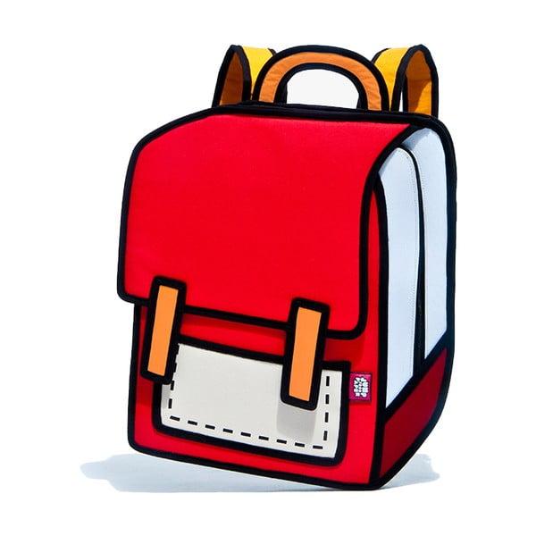 Plecak komiksowy Spaceman Red