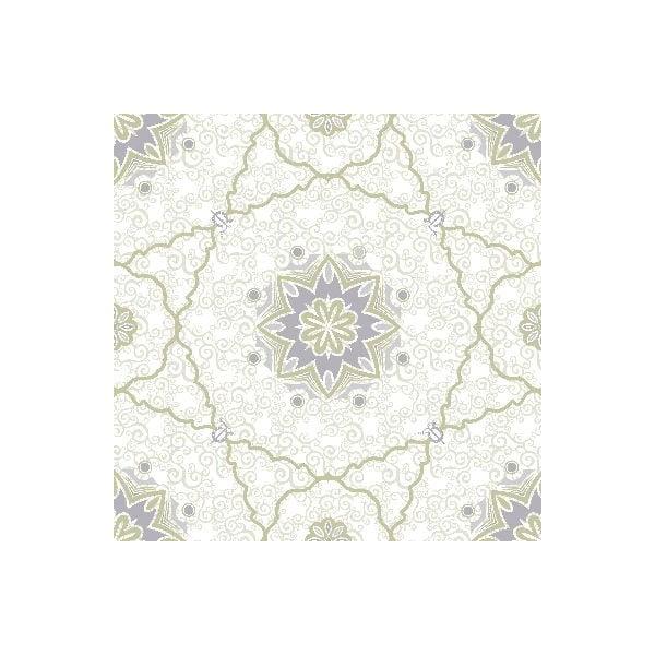 Zestaw pościeli i 2 poduszek Alazan Gris, 200x200 cm