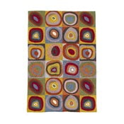 Dywan Kandinsky Squares, 180x120 cm