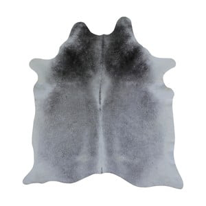 Szara skóra bydlęca, 290x165 cm