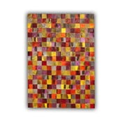 Dywan skórzany Springbok Dyed, 140x200 cm