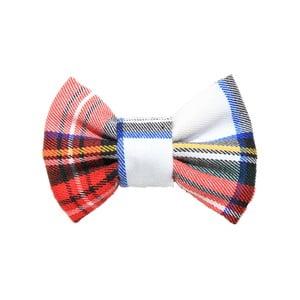 Mucha dla psa Funky Dog Bow Ties, roz. S, w kolorową kratkę