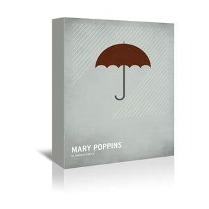 Obraz na płótnie Mary Poppins With Text