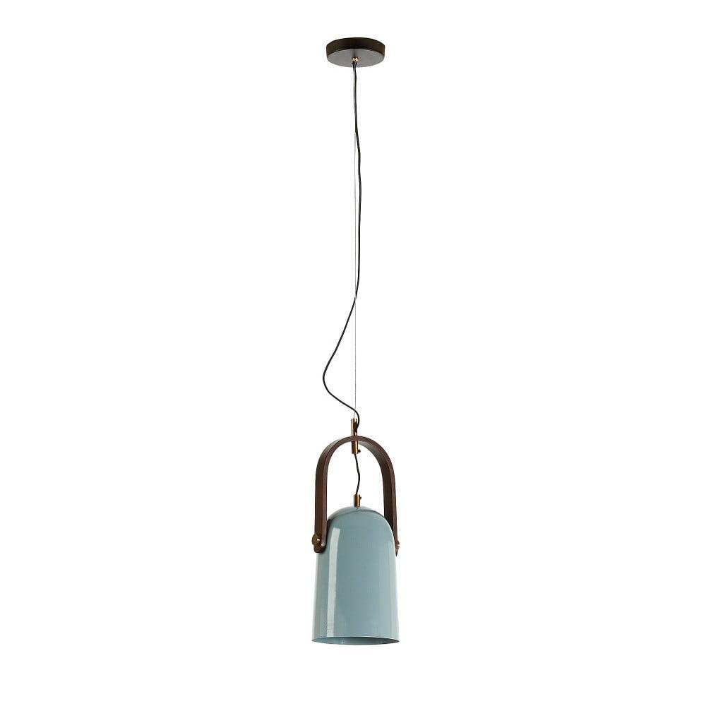 Jasnoniebieska lampa wisząca La Forma Zanee