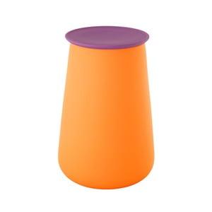 Pojemnik Ramponi Orange/Plum, 0.5 kg