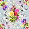 Pościel Rose Garden Pink, 140x200 cm