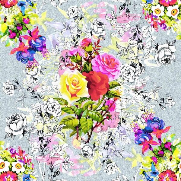 Pościel Rose Garden Pink, 240x220 cm