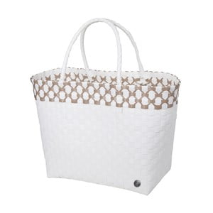 Torba Sofia Shopper White/Beige