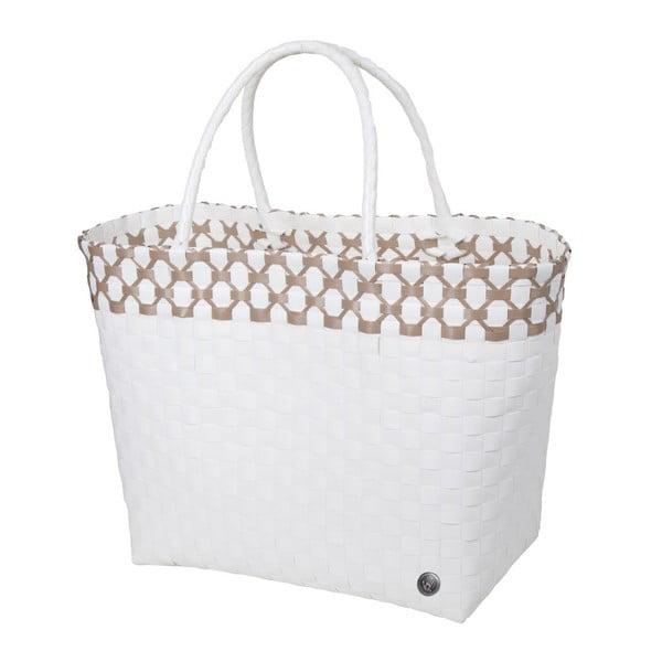 Torba Sofia Shopper White/Beige
