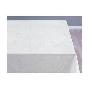 Biały obrus Södahl Complex, 140x180 cm