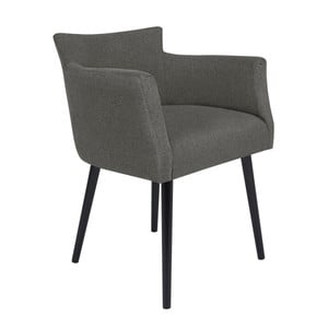 Jasnoszary fotel BSL Concept Adam