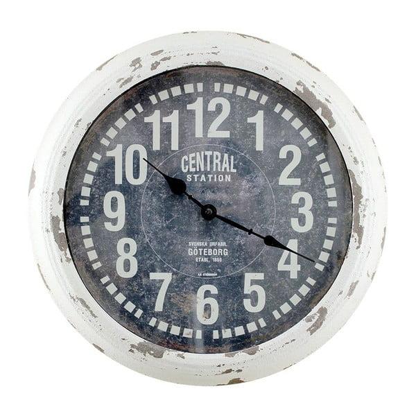 Zegar ścienny Centrastation White