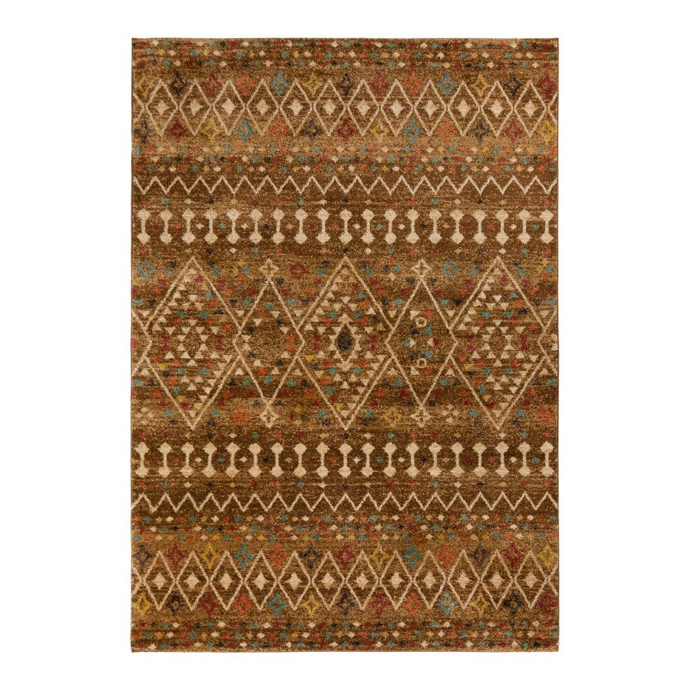 Brązowy dywan Flair Rugs Odine, 120x170 cm
