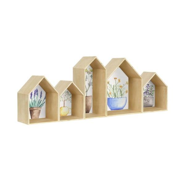 Półka Houses Plants