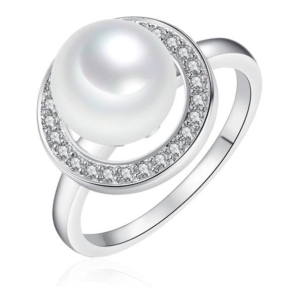 Pierścionek   z perłą Pearls Of London Sea South, 1.5 cm