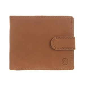 Skórzany portfel Theo Natural Veg