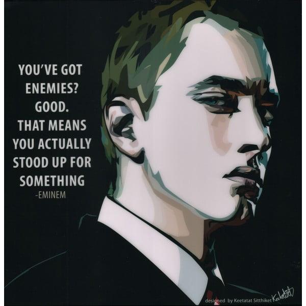 """Obraz """"Eminem"""""""