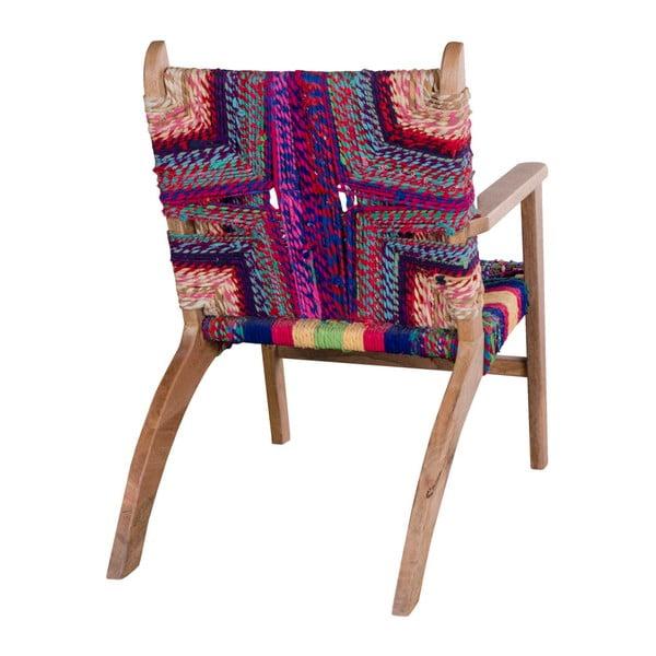 Krzesło składane z drewna mango House Nordic Sagar