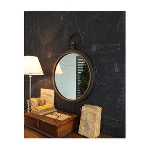 Okrągłe lustro ścienne Orchidea Milano Old Look, ⌀ 61 cm