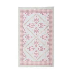 Dywan bawełniany Flair 160x230 cm, pudrowy