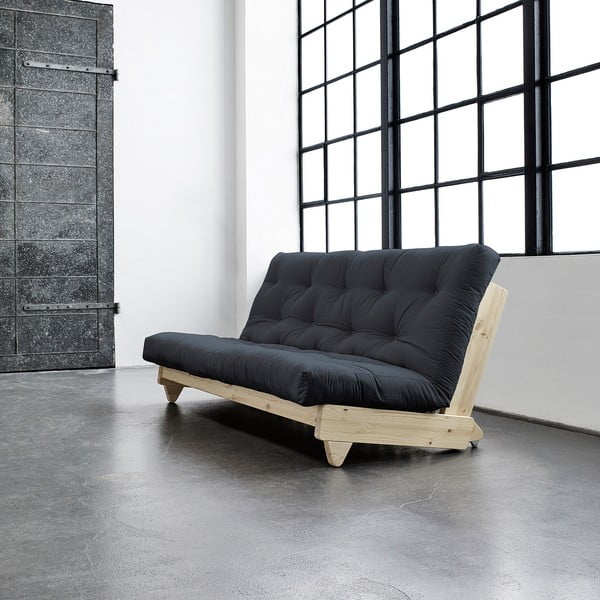 Sofa rozkładana Karup Fresh Raw/Gray