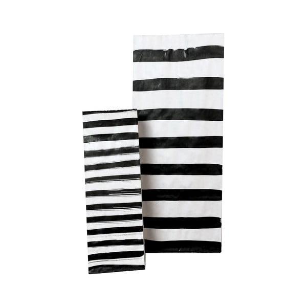 Torba do przechowywania ThatWay Narrow Striped, 29 cm