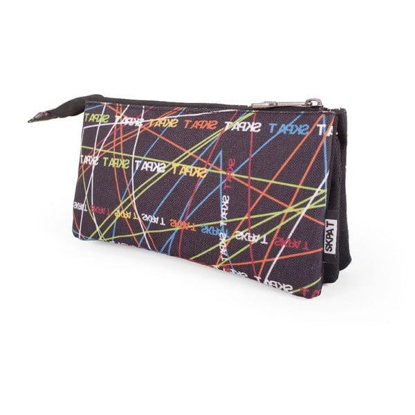 Piórnik/organizer z trzema kieszeniami Carry All Laser