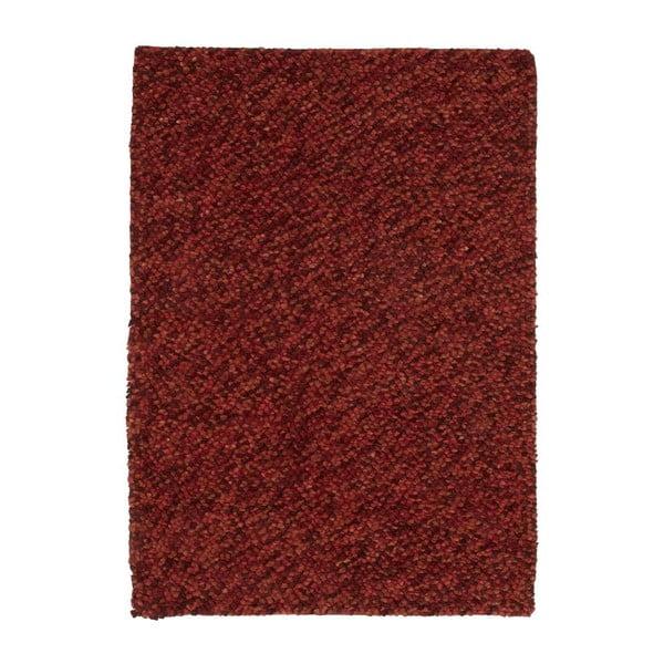 Dywan Pebbles Red, 120x170 cm