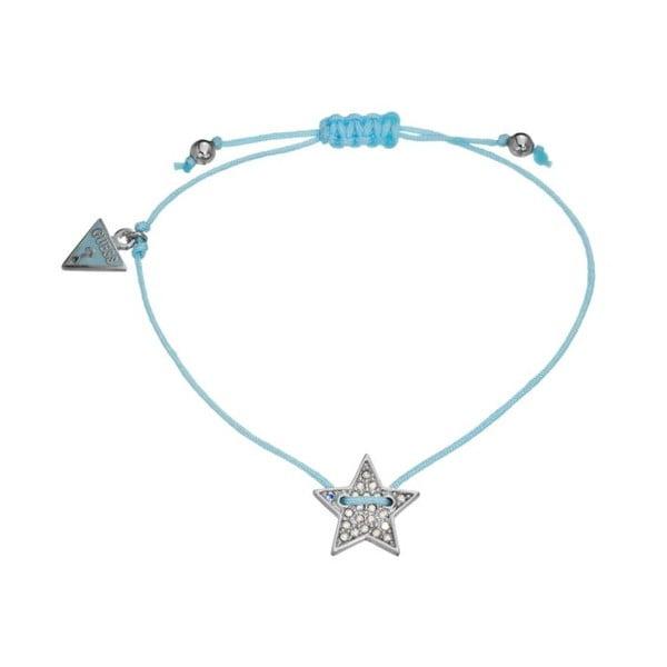 Bransoletka GUESS Blue Star