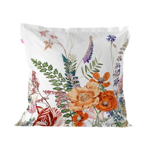 Poszewka na poduszkę z czystej bawełny Happy Friday Botanical,60x60cm