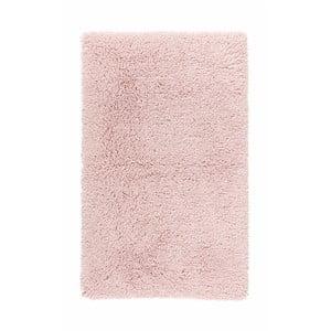 Różowy dywanik łazienkowy Aquanova Mezzo, 70x120 cm