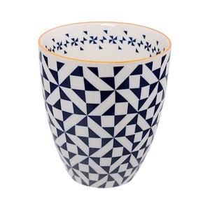 Porcelanowa filiżanka Geometric No2, 8,7x9,8 cm